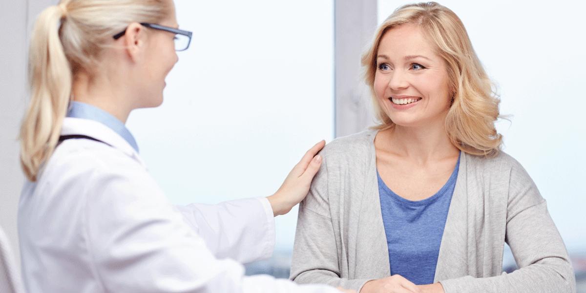 Ter uma excelente comunicação com o paciente