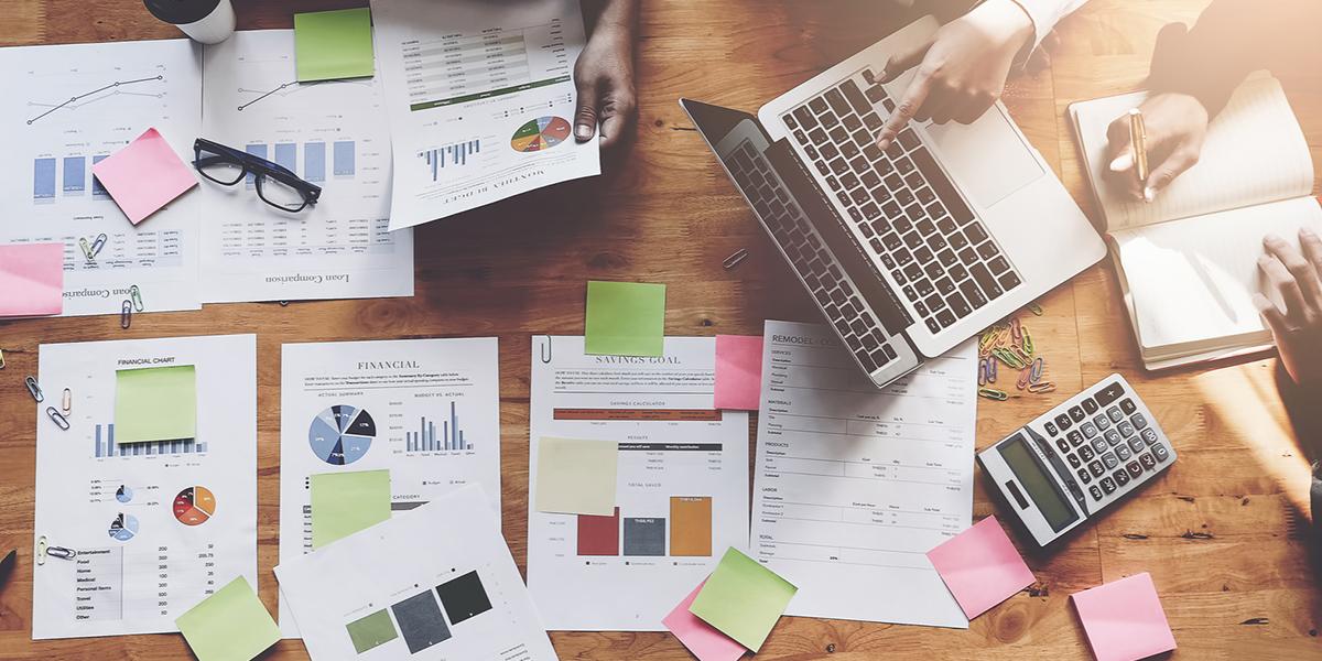 Organize seu financeiro em 5 passos